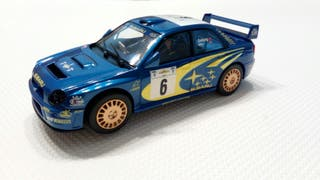 Subaru Impreza Sti-works- 2001 Superslot REESTRENO