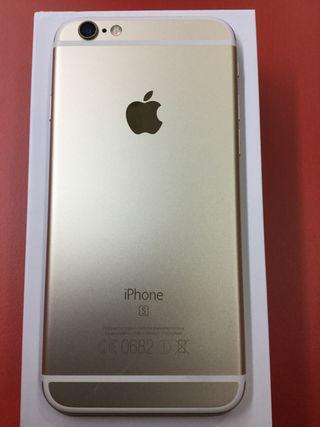 IPhone 6s/128gb. ORO .TUTTOMOVIL