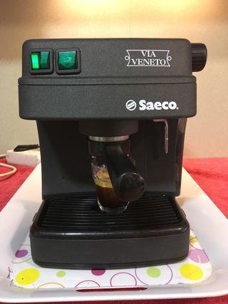 Cafetera SAECO vía Veneto