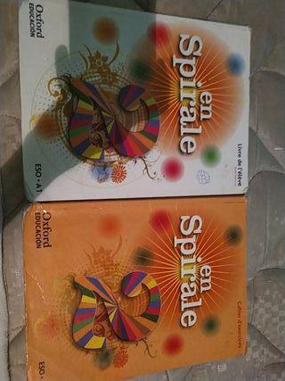 libro de texto frances en spirale 2