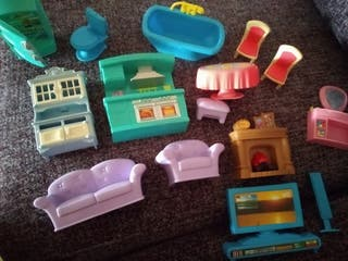 Playmobil o casa de muñecas