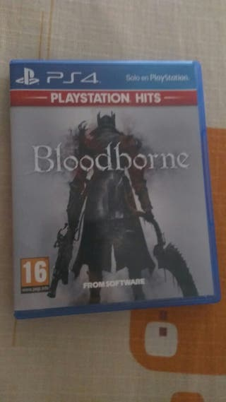 Bloodborn ps4