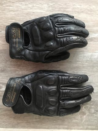 Guantes chica XS Dainese