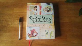 Rachel Khoo's Kitchen Notebook: A Cookbook-Journal