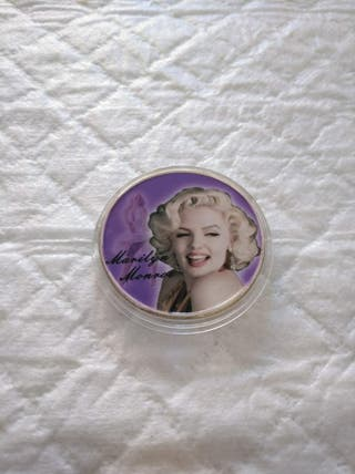 Marilyn Monroe moneda conmemorativa