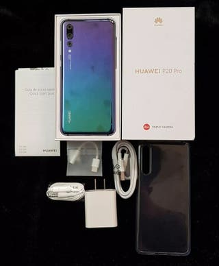 Huawei p20 pro New with accessories