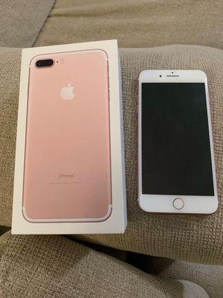 IPhone 7 Plus rosa
