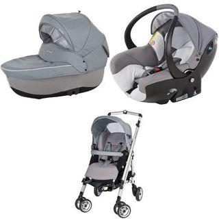 Trio Loola Up bebé confort completo