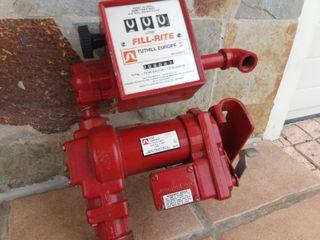 bomba estándar industrial trasvase FILL-RITE