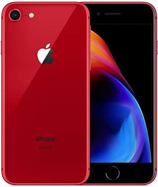 Movil libre iphone 8 64gb Rojo - Sin Huella