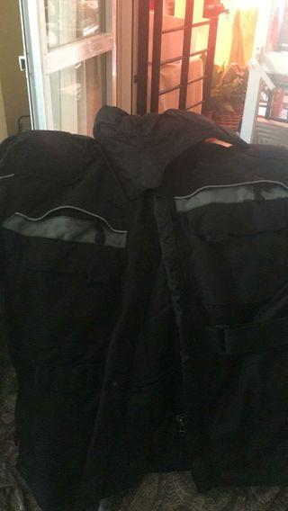 chaqueta para moto de mujer talla s