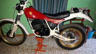 Moto Cota 335