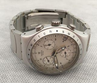Swatch irony aluminium Chronograph