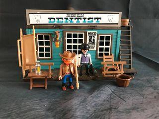 Playmobil casa del médico