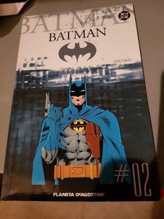 Coleccion tebeos Batman 39 números