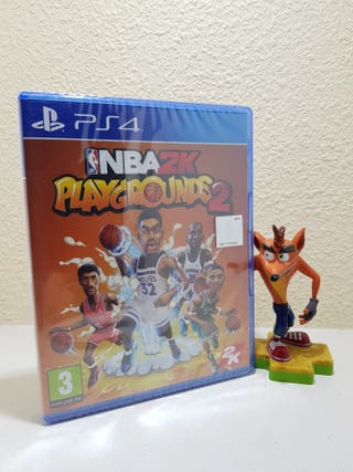 NBA 2K: PLAYGROUNDS 2 / NUEVO / PLAYSTATION 4