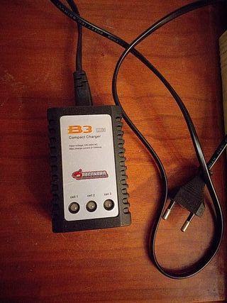 airsoft cargador baterías etc