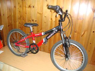 bicicleta de niño MONTY