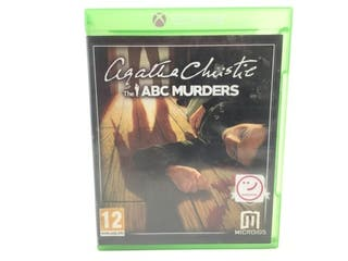 Agatha christie the abc murders xboxone