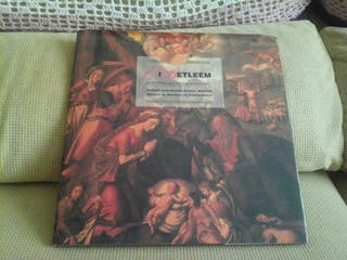 LP +LIBRO de OI BETLEEM MUSICA DE NAVIDAD EUSKADI