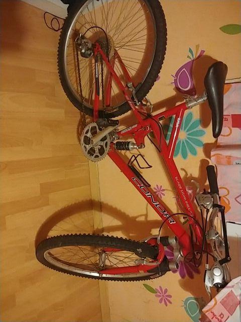 bicileta de montaña
