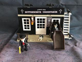 Playmobil Casa del enterrador