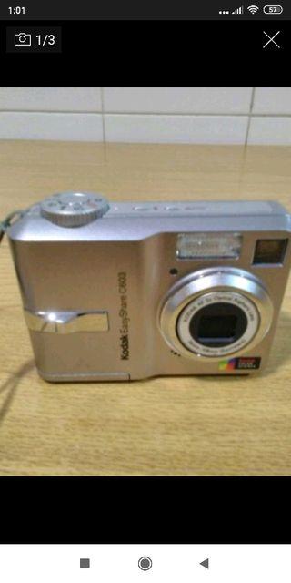 Estupenda cámara de fotos y de video