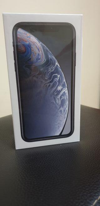 Iphone XR 64GB Negro PRECINTADO