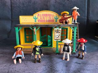 Playmobil Cantina mexicana