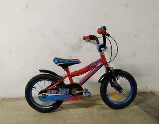 bici infantil 14''