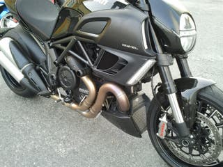 Anticaidas Ducati Diavel