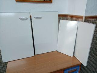 puertas y cajones de cocina