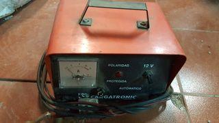 Cargador de baterias 12v