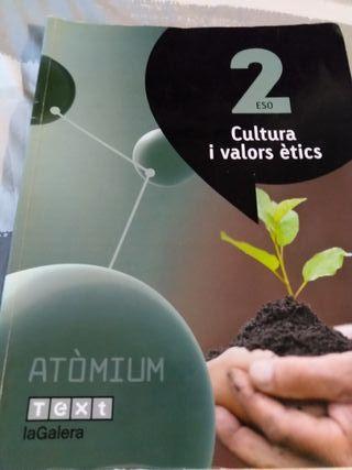 CULTURA I VALORS ETICS
