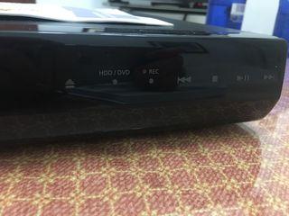 DVD grabador con disco duro 500 Gb