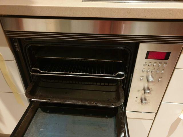 se vende horno micronda con grill Bosch