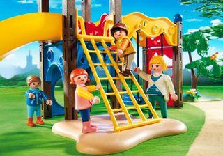 Parque infantil de playmobil referencia 5568