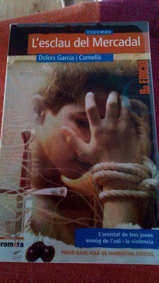 L'esclau del mercadal ( libro de lectura)