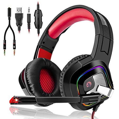 Auriculares Gaming PS4, PC, Xbox One - NUEVO