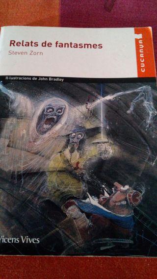 Relats de Fantasmes ( libro de lectura)