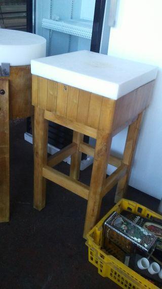 Tajo de madera