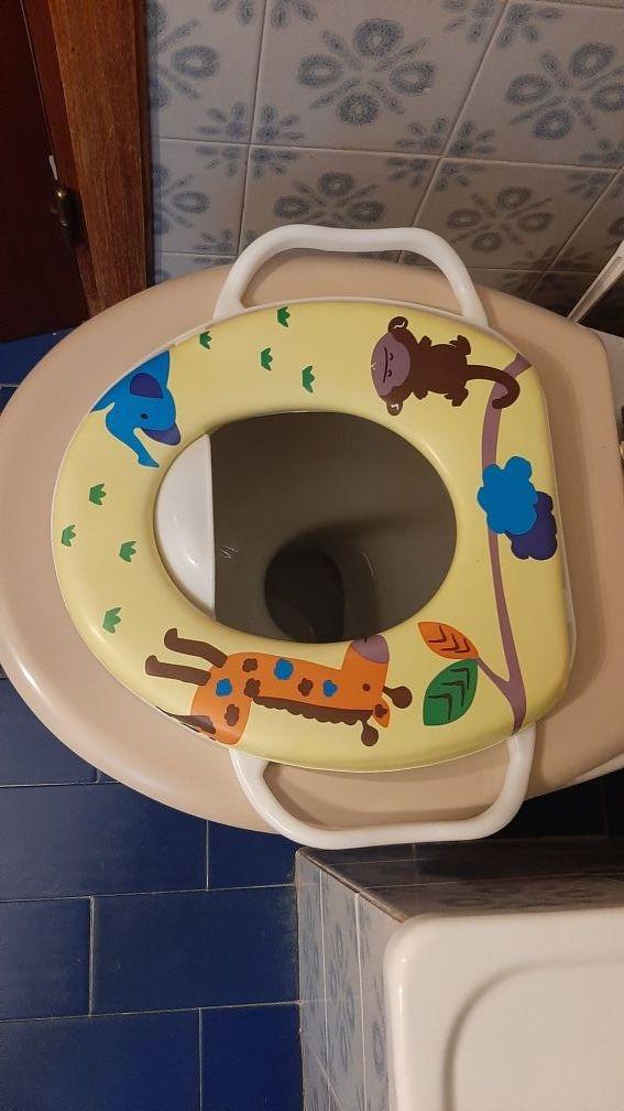 Adaptador wc para niños