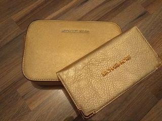 Conjunto bolso y cartera