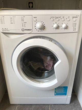 Lavadora secadora nueva