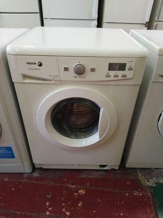 lavadora y secadora fagor 6kilos