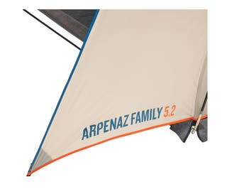 Tienda de camping arpenaz family 5.w