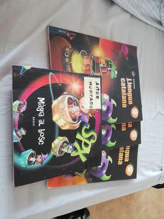 libro 2 primaria catalán