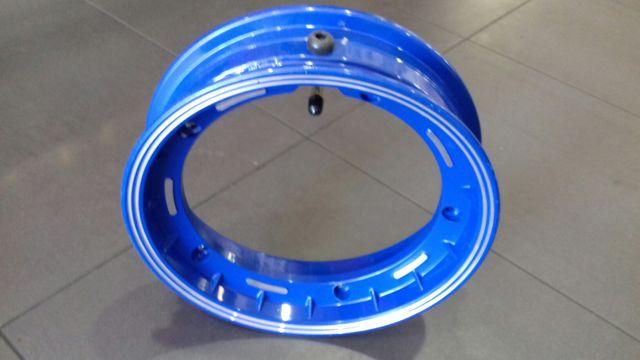 Llanta F.A Italia tubeless azul