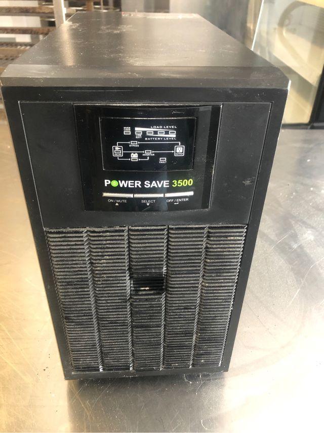 Sai 2400w power save 3500