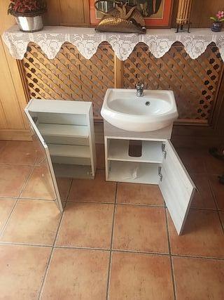 mueble de baño con espejo notiquin